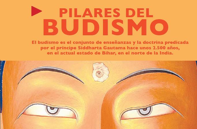 Pilares del budismo universidad eafit flickr - Mandamientos del budismo ...