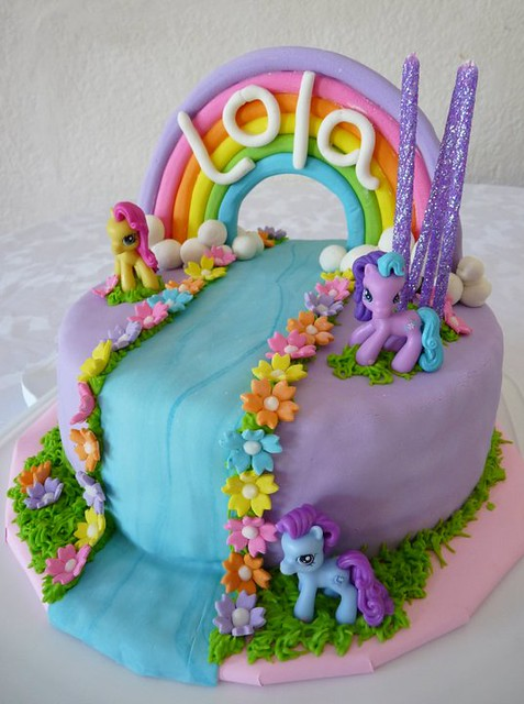Snap Torta My little Pony photos on Pinterest