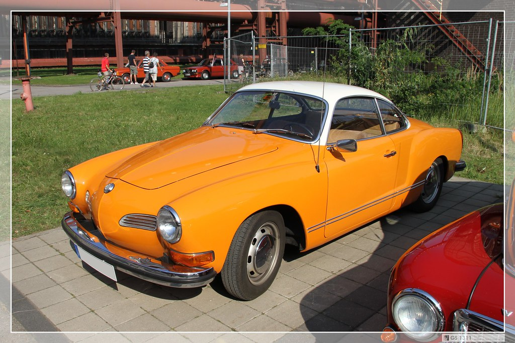 1955 - 1974 VW Karmann-Ghia Typ 14 (28) | The Volkswagen Typ… | Flickr