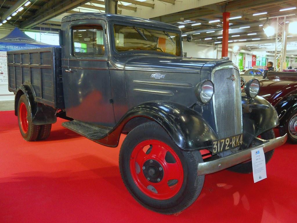 camion chevrolet hr 131 1936 ptac 3 5 tonnes salon au flickr. Black Bedroom Furniture Sets. Home Design Ideas
