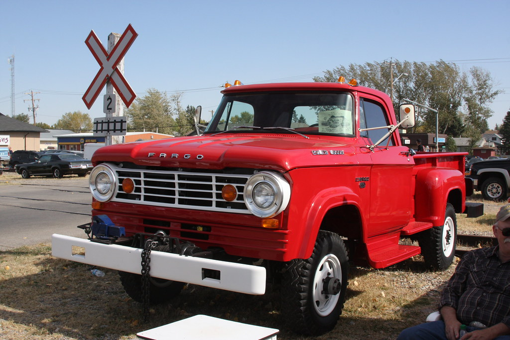 1967 Fargo W300 Power Wagon | 1967 Fargo W300 Power Wagon ...