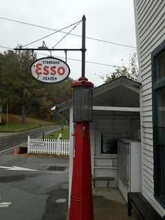 Old Gasoline Pump - Mast General Store | by Christian K McCoy