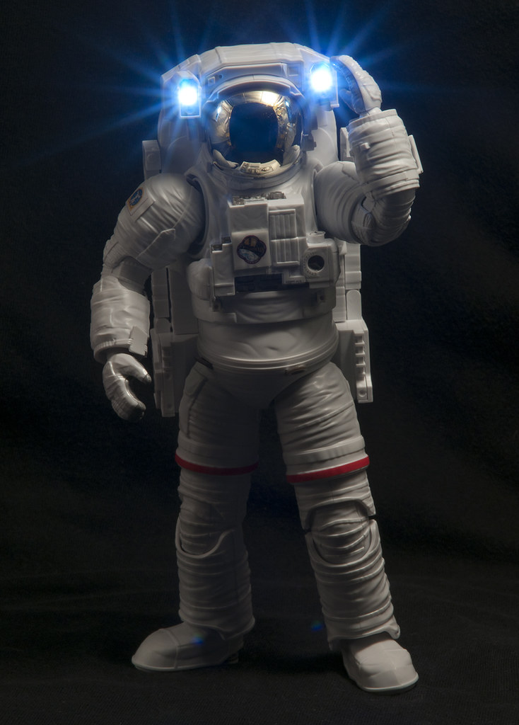 iss space suit