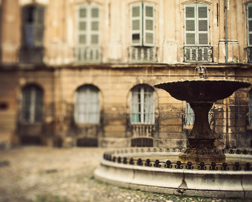 La fontaine | by IrenaS