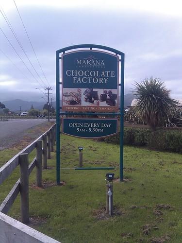 Makana Chocolate Factory
