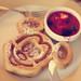 Mickey waffles: part of a balanced breakfast*