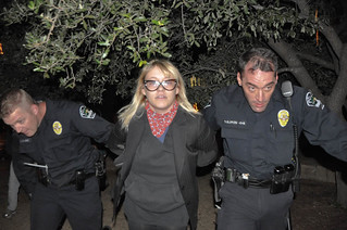 Occupy Austin Arrests - October 29 and 30th | by Ann Harkness