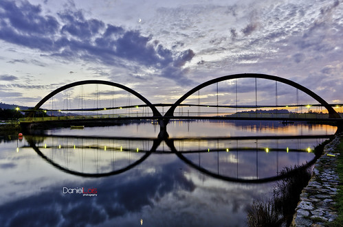 The Bridge Reflection | by Daniel Lois (SincoZH)