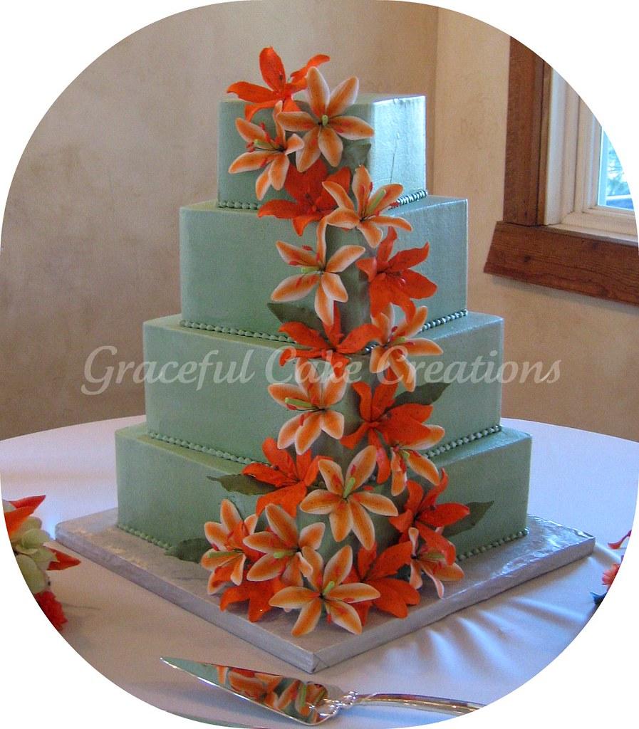 Wedding Cakes Orange County Ca