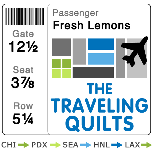 The Traveling Quilts | by Fresh Lemons : Faith