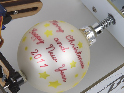 Ornament with Stars in Eggbot | by 1lenore