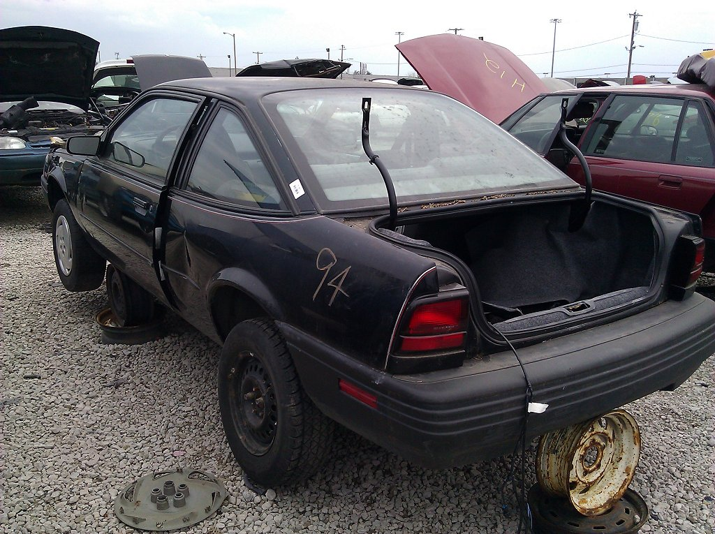 1994 Chevrolet Cavalier Rs Not A Very Rare One Here But T