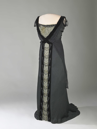 Edith Wilson's Evening Dress | by national museum of american history