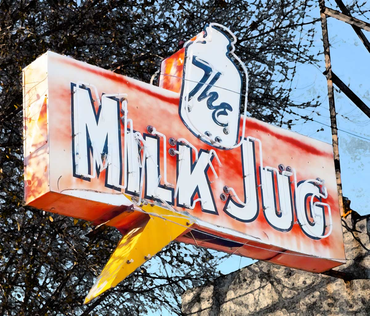The Milk Jug - Independence, Missouri U.S.A. - November 23, 2011