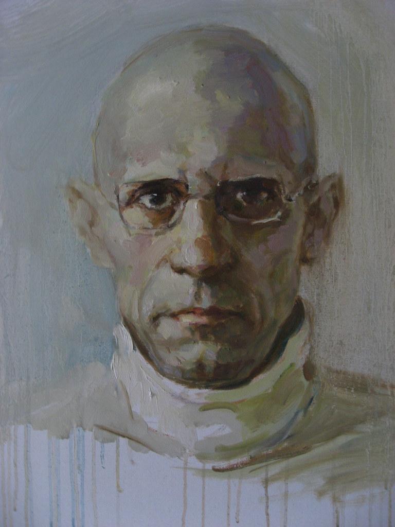 Resultado de imagem para art Foucault