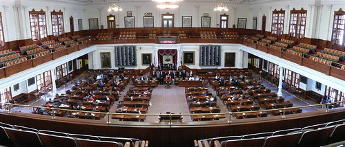 Texas State Assembly Chamber | by eramos1969
