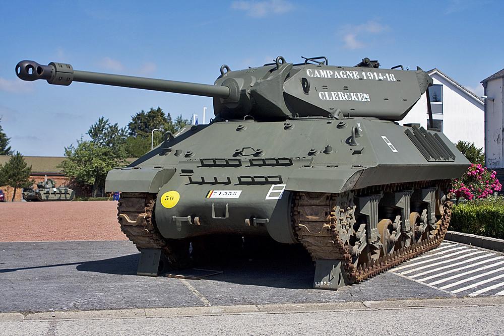 Bastogne 2011 : Heintz Barracks Achilles Mk IIc | Achilles ...