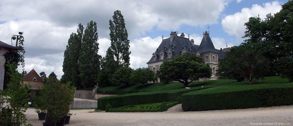 Ch teau de menetou salon le berry r gion d 39 excellence gas flickr - Chateau de menetou salon visites ...
