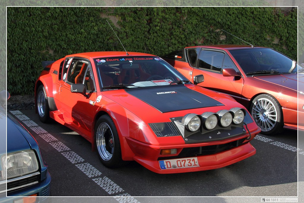 1971 1985 renault alpine a310 02 dieppe based alpine flickr. Black Bedroom Furniture Sets. Home Design Ideas