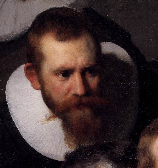 Rembrandt The Anatomy Lesson Of Dr Nicolaes Tulpdetail Flickr