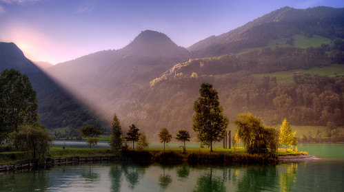 Lungerersee, Switzerland | by Wolfgang Staudt
