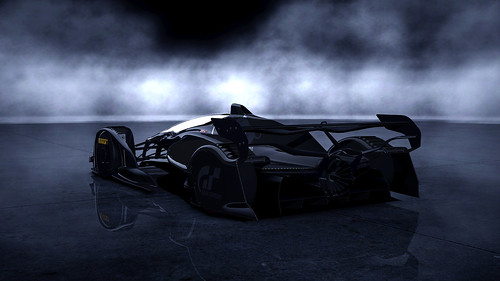 Gran Turismo 5 DLC: Gran Turismo Red Bull X2011 Prototype | by PlayStation.Blog