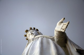 Our Lady, We look up to You | by puthoOr photOgraphy