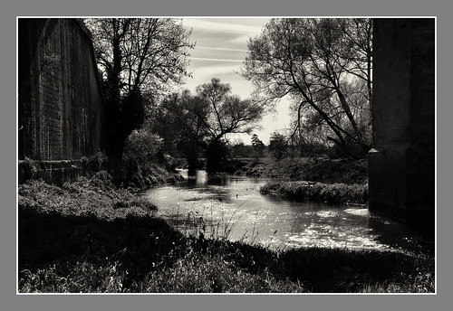 River Ouse at Wolverton | by Brian Brooks Photos