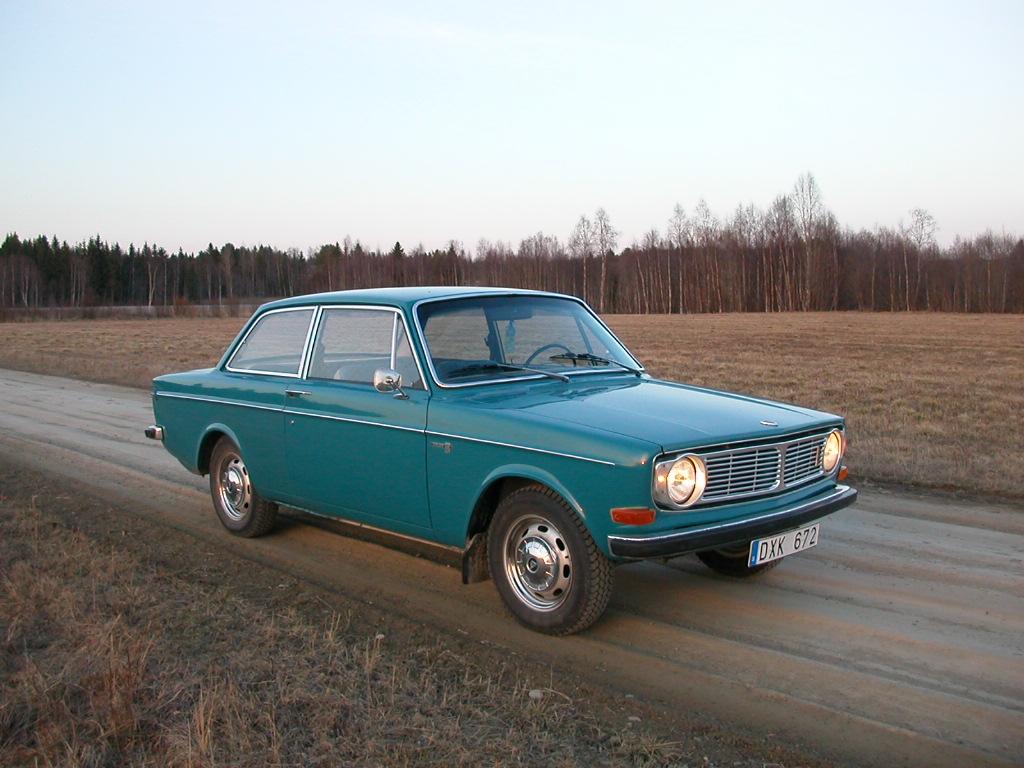 Volvo 142 1969 Rolf Bostedt Flickr