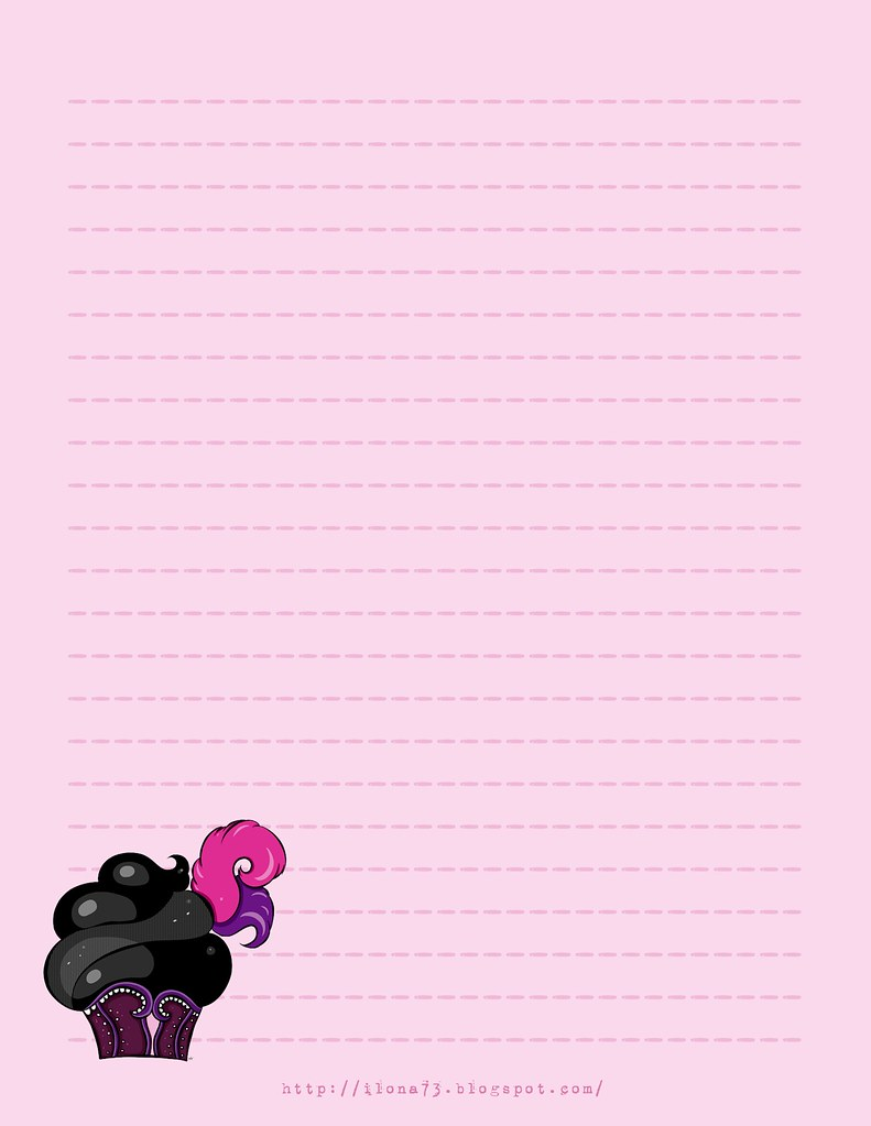 It is an image of Free Stationary Printable for decorative
