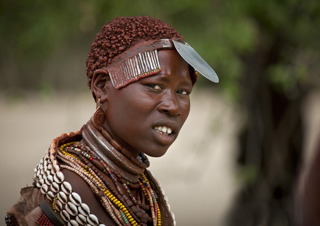 Hamar tribe does