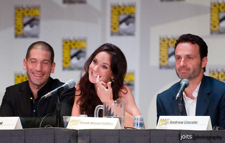 Sarah Wayne Callies And Jon Bernthal jon bernthal, sarah wa...