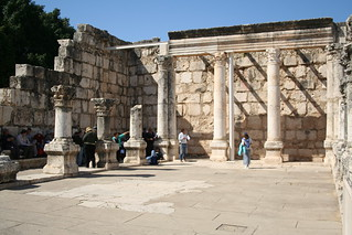 Capernaum Synagogue | by Mike Tour Guide
