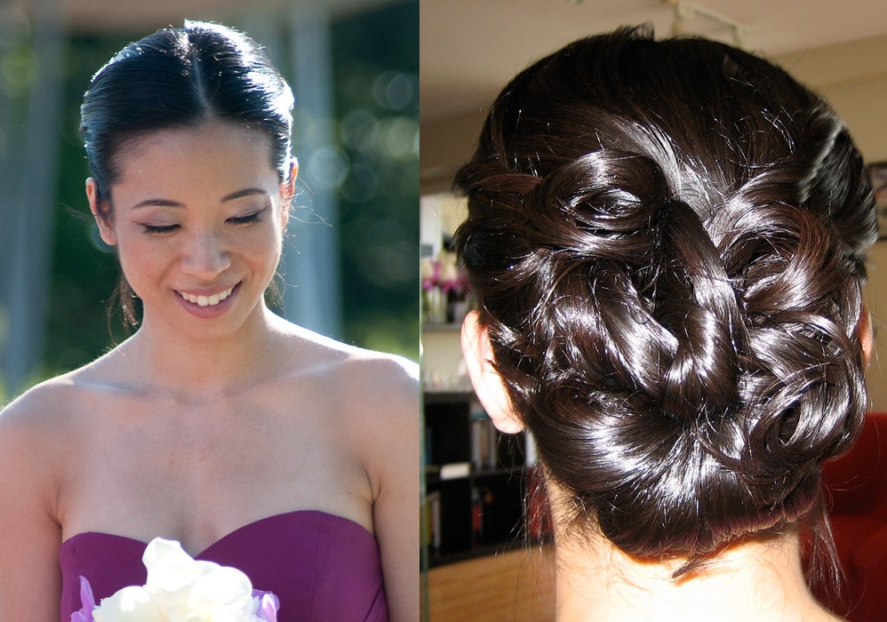 Asian Hairstyles For Weddings