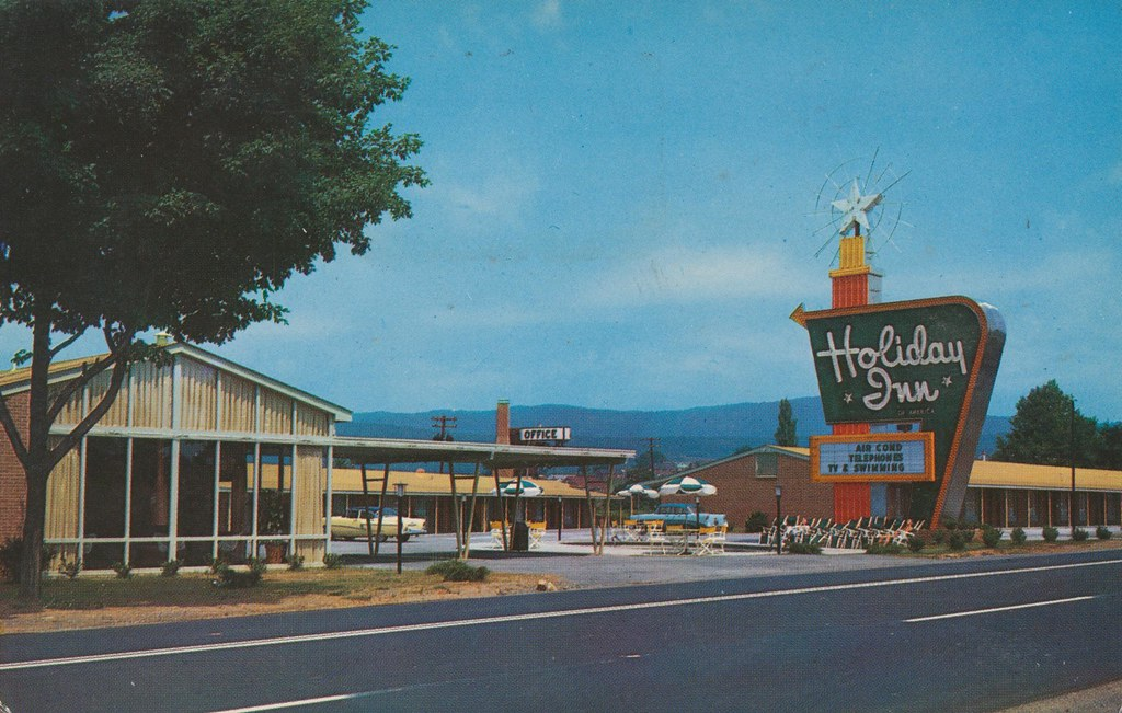 Holiday Inn - Roanoke, Virginia