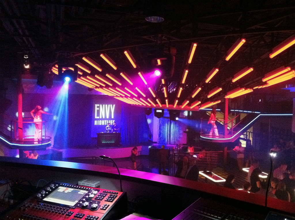 Casino Nightclub Design Route 66 Casino Envy Nightlife