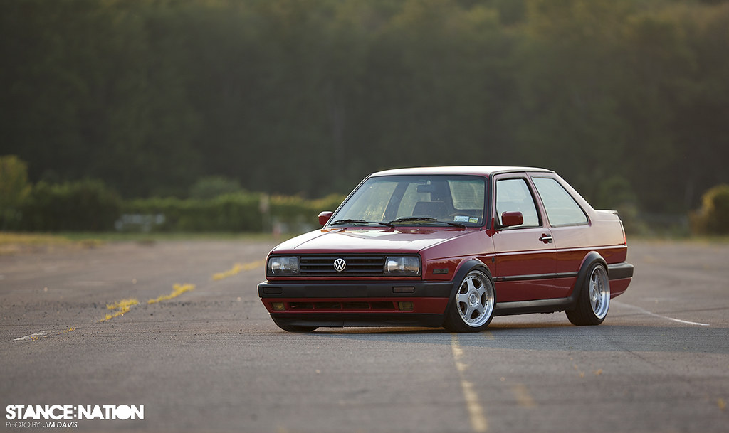 New Golf R >> 1990 VW Jetta Coupe | Jim Davis | Flickr