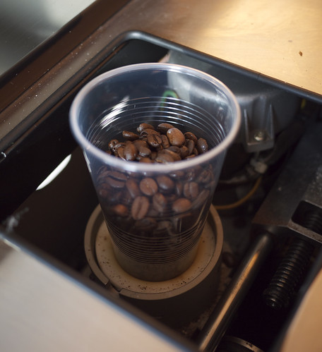 Coffee machine hack | by Kerry Buckley