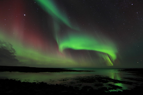Northern lights | by olgeir