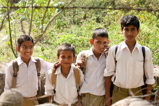 Indian School Boys  Flickr - Photo Sharing-1420