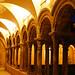 Monestir de les Avellanas inner cloister