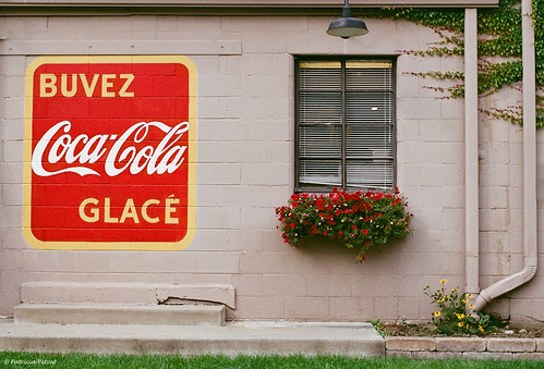 Buvez Coca-Cola Glace'! ~ Film Version | by Trish P. - K1000 Gal