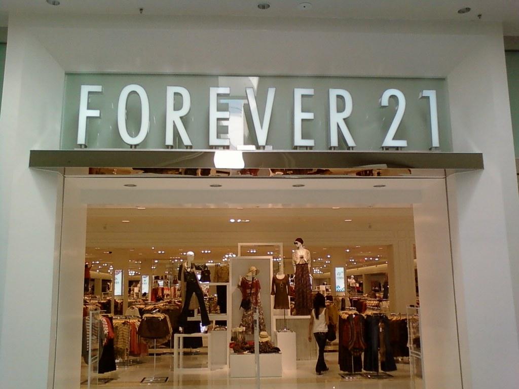 Forever 21 turlock ca