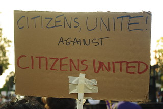 Citizens united against Citizens United | by seth_schneider