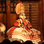 Kochi, Kathakali performance