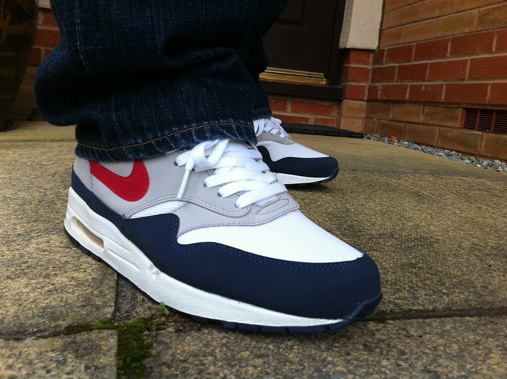 info for 66e3d 94731 Nike Air Max 1 Original Mesh 'USA' ('02). | un-DS'd these to… | Flickr
