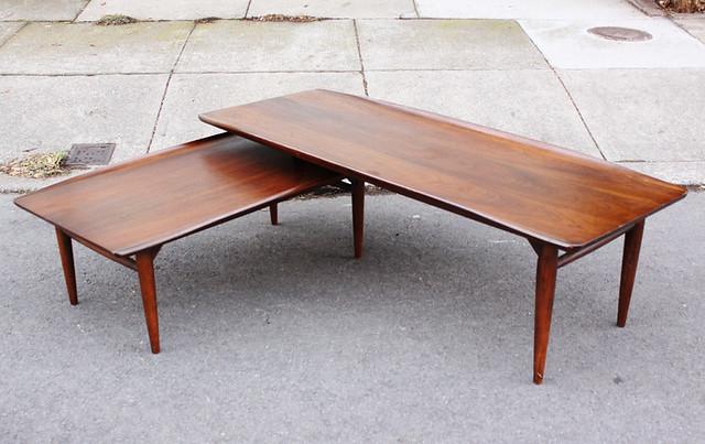 Bassett Swivel Coffee Table | Flickr