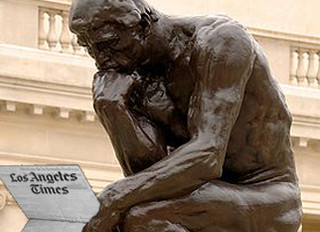 Philosophy Thinker | by HonestReporting.com