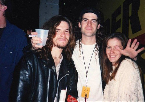Fan photo from Dream Theater's Images and Words era; circa 1992. (Source: Kyle Graves Facebook) | by The Mooreatorium