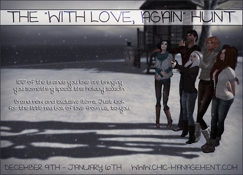 The With Love, Again Hunt. | by Keira (away from SL)